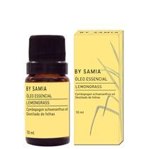 Óleo Essencial De Lemongrass 10Ml - By Samia