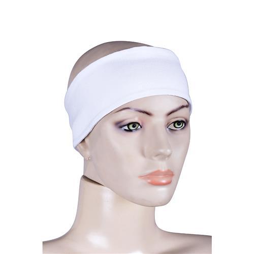 Faixa De Cabelo Cotton Com Velcro Para Tratamento Facial - Gianinis