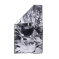 Lençol Térmico De Alumínio Mayler Forrado De Plástico - Gianinis