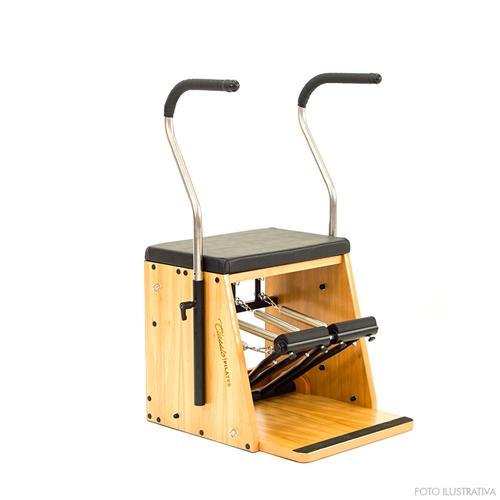 Cadeira de Pilates Combo Classic Correção Postural e Reequilibração - Arktus