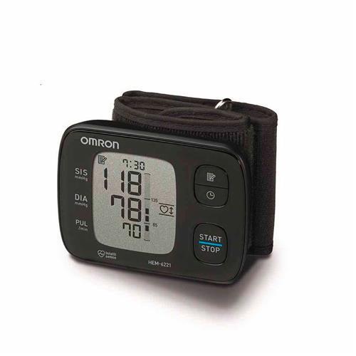 5c74c144f Monitor De Pressão Para Pulso Hem 6221 Elite - Omron - Fisioterapia ...