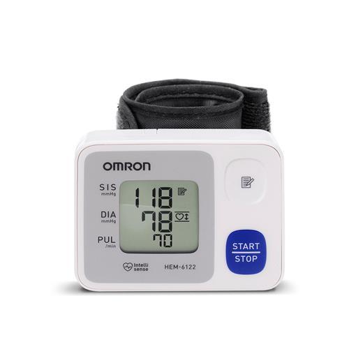 Monitor De Pressão Para Pulso Hem 6122 - Omron