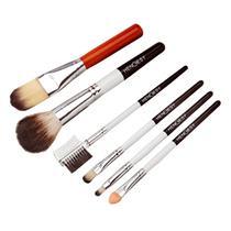 Conjunto De Pincéis Para Maquiagem C/ 06 Peças - Santa Clara