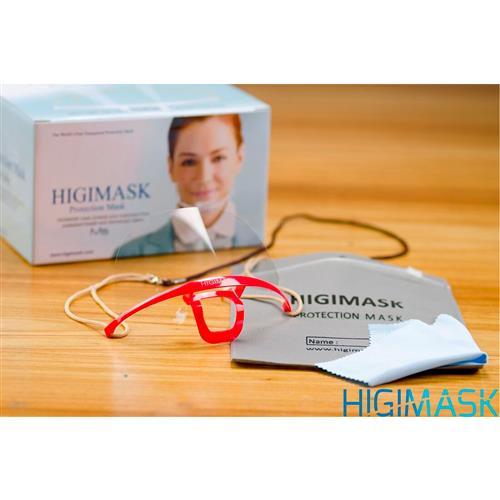 Máscara De Proteção Salivar M5 - Higimask - Dermatologia - ShopFisio 251160f9fe