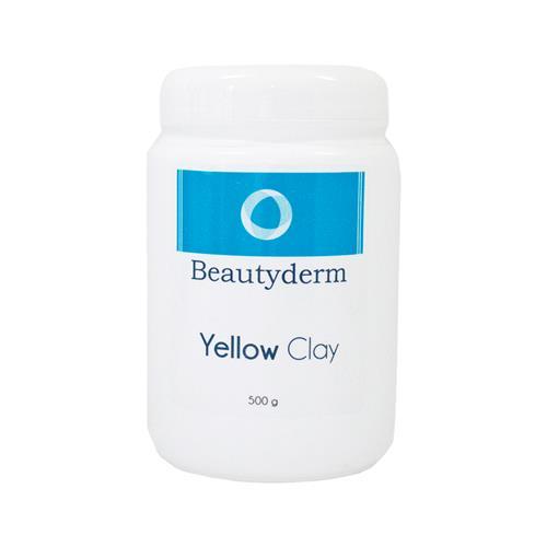 Argila Yellow Clay 500Gr - Beauty Derm