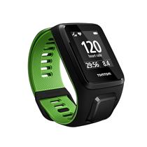 Relógio Fitness Runner 3 Cardio - C/ Gps, À Prova D`Água E Bluetooth Preto E Verde - Tomtom