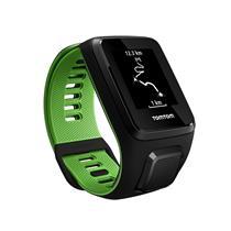 Relógio Fitness Runner 3 Music - C/ Gps, Fone Bluetooth, 3Gb Preto E Verde - Tomtom