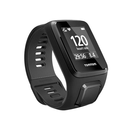 Relógio Fitness Spark 3 Cardio - C/ Gps, À Prova D`Água E Bluetooth Preto - Tomtom