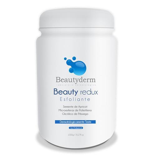 Creme Esfoliante Beauty Redux 1Kg - Beauty Derm