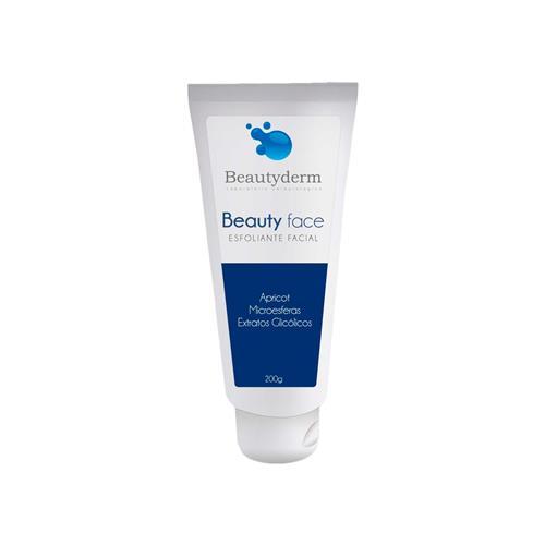 Creme Esfoliante Facial Beauty Face 200 Gr - Beauty Derm