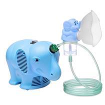 Inalador Compressor Inalafante Infantil- Bivolt - Ns AZUL