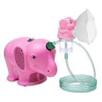 Inalador Compressor Inalafante Infantil- Bivolt - Ns ROSA