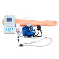 Braço Para Treino De Injeção Intravenosa, Intramuscular E Aferição Da Pressão Arterial - Sdorf Scientific