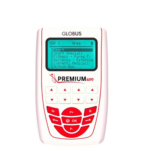 Eletroestimulador Portátil Premium 400 - Globus