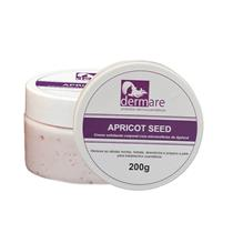 Creme Esfoliante Apricot Seed 200G - Dermare