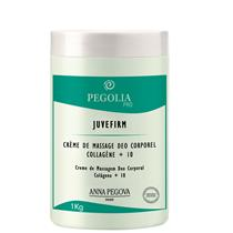 Creme De Massagem Juvefirm Deo Corporal Colágeno + 10 - 1Kg - Pegolia Pro