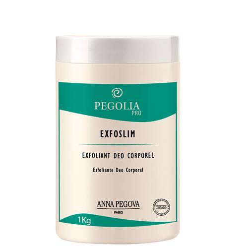 Esfoliante Deo Corporal Exfoslim 1Kg - Pegolia Pro