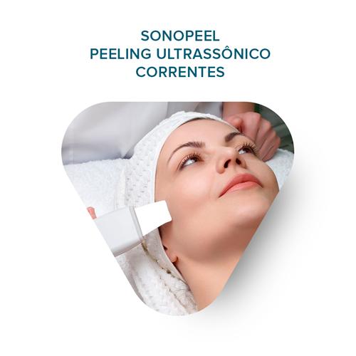 Treinamento - Sonopeel - Peeling Ultrassônico Correntes - Ibramed
