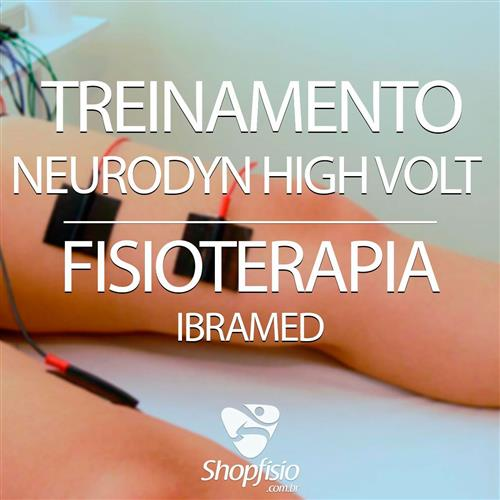 Treinamento - Neurodyn High Volt - Fisioterapia - Ibramed