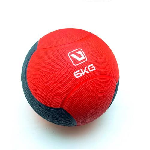 Medicine Ball 6Kg Para Treinamento Funcional - Liveup