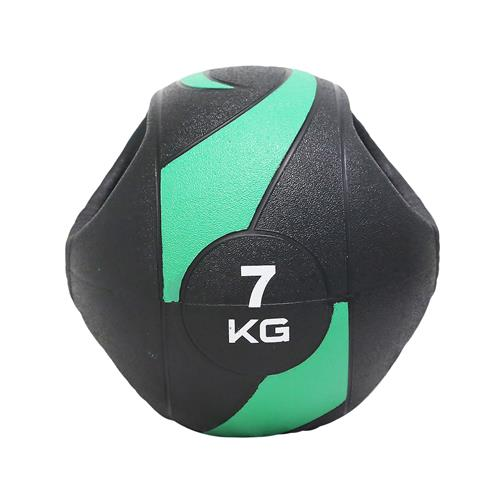 Medicine Ball 7Kg Com Pegada - Liveup