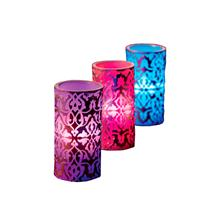 Velas Decorativas Luxor Led - Relaxmedic