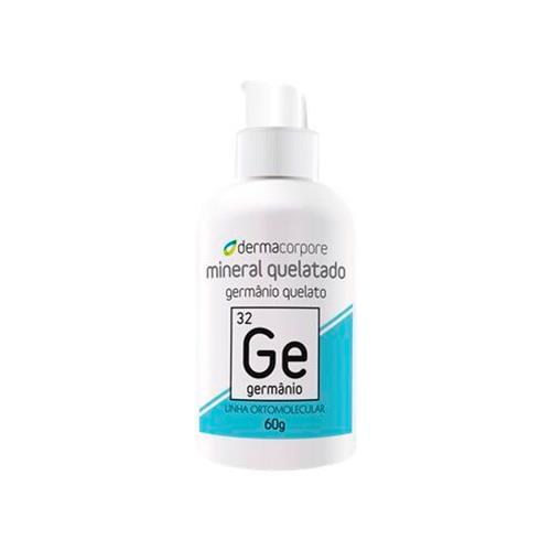 Germânio Mineral Quelatado Regularizador E Revitalizante Celular 60 G - Dermacorpore