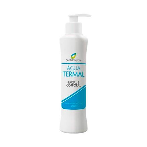 Água Termal Facial E Corporal 250 Ml - Dermacorpore