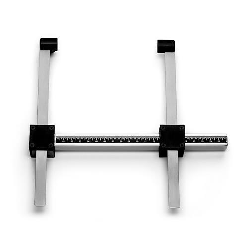 Paquímetro Cescorf Em Alumínio 21Cm -  Para Medição Corporal