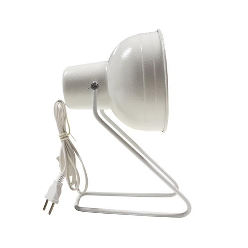Suporte Para Infravermelho De Mesa Sem Lâmpada Com Interruptor Para Fisioterapia - Shopfisio
